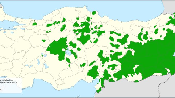 لماذا تركيا تحارب الاكراد